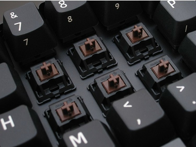 2- Mechanical Key Switches