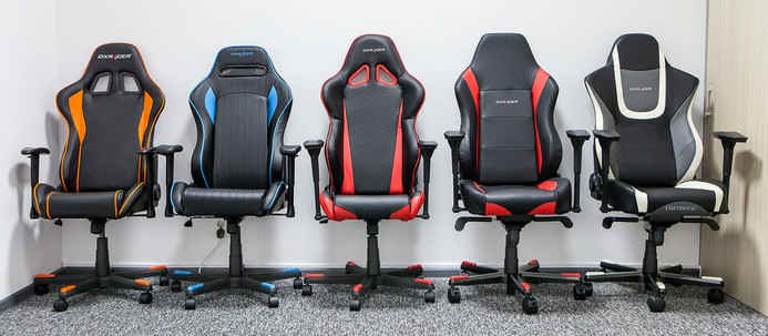 21 best gaming chairs 2018 march don 39 t buy before you see for Chaise gamer pc