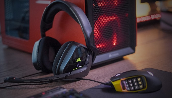 Corsair Void RGB Wireless Review – Top Gaming Headset