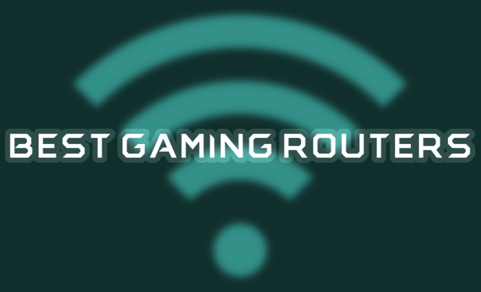 The Best Gaming Router