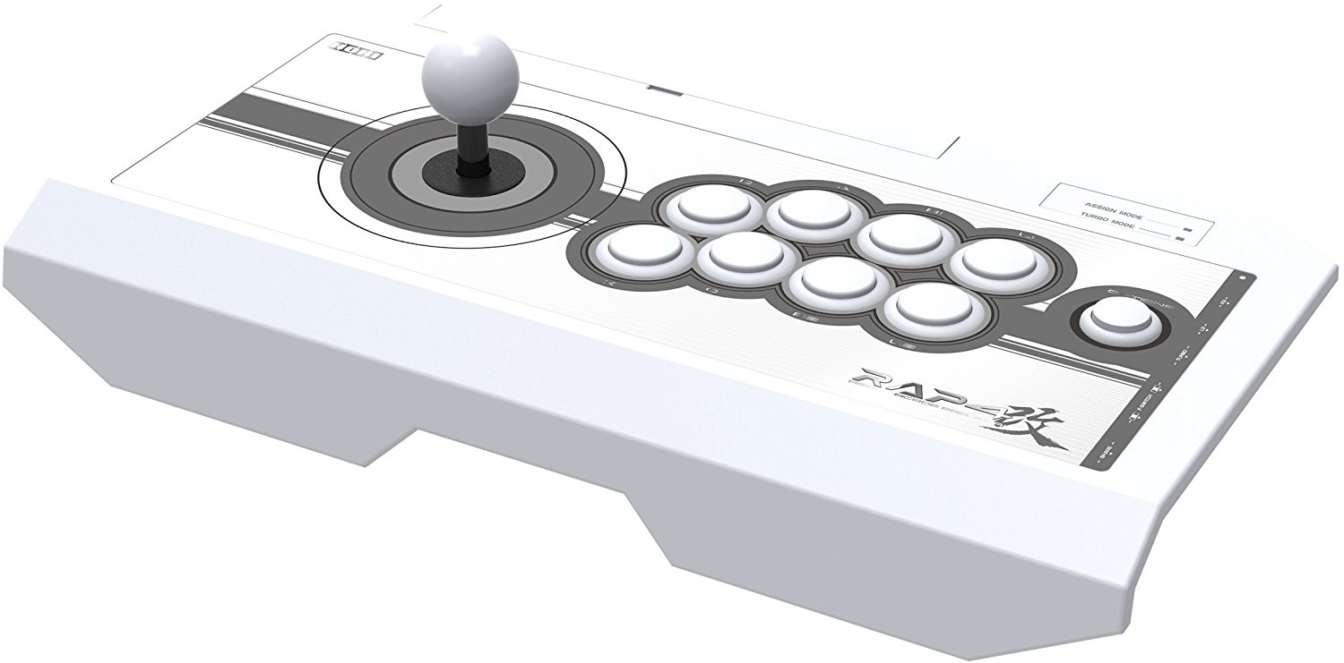 hori fight stick for ps4 pc and xbox