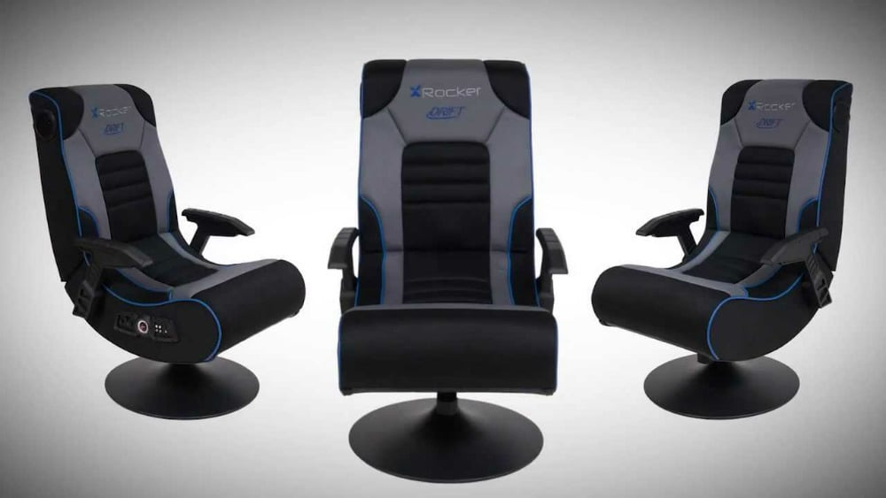 Review Of X Rocker 51259 Pro H3 Gaming Chair