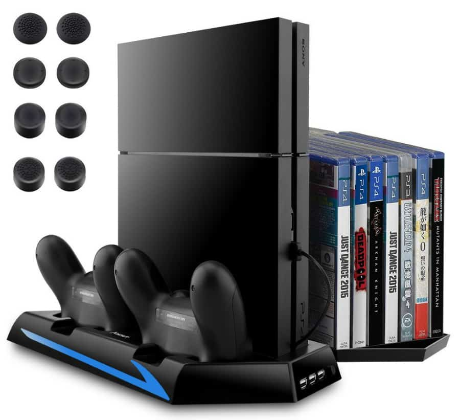 The Best PS4 Stand - GamingFactors