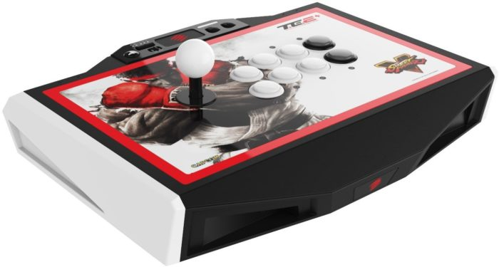 mad catz fight stick te2+