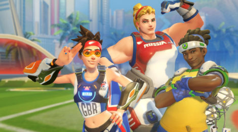 Overwatch's annual Summer Games event has arrived!