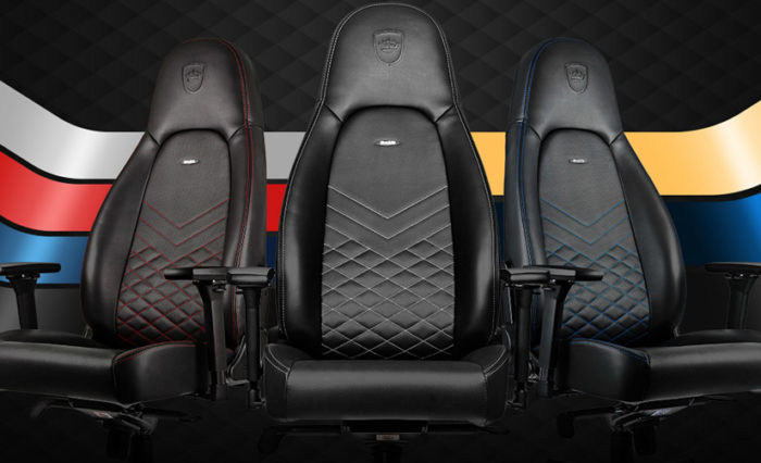 noblechairs ICON PU Leather Review