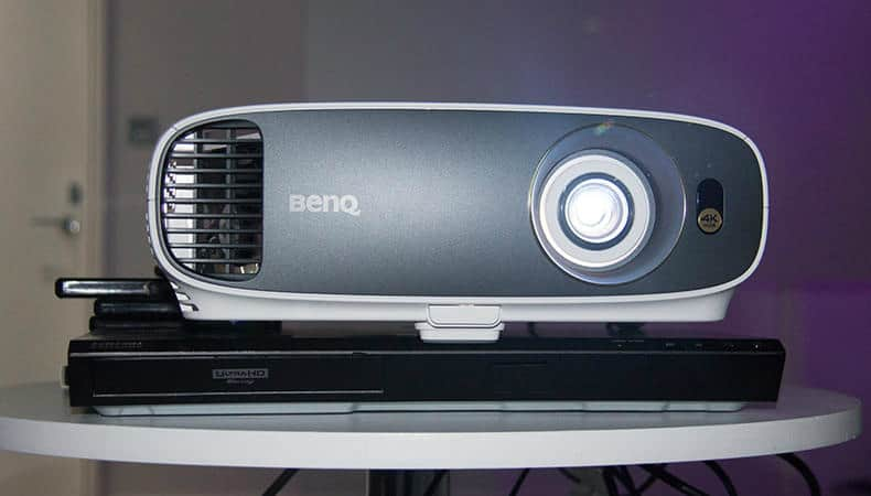 review of benq projector