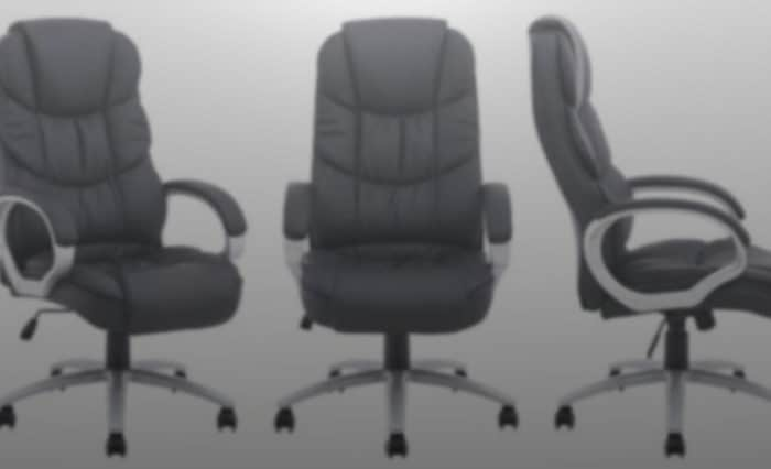 BestOffice PU Ergonomic Leather