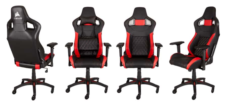Corsair T1 chair for gaming