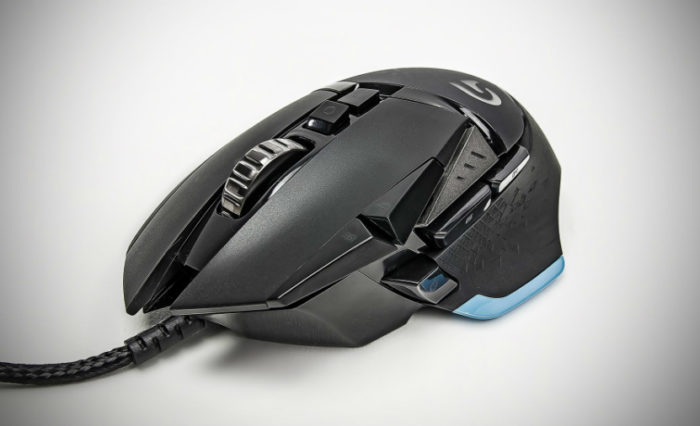 Logitech G502 Proteus Core Review – For The Serious PC Gamer