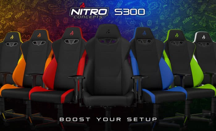 Nitro Concepts S300 Review