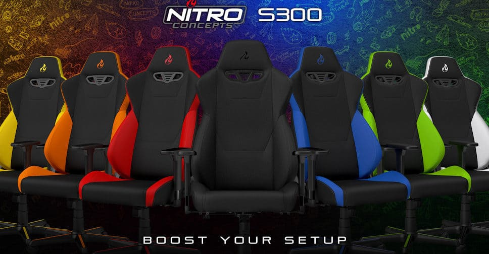 S300 Gaming Chair