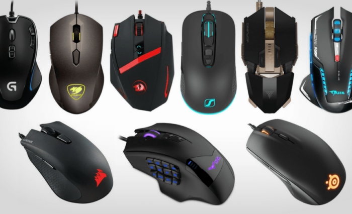 Top Counter Strike Players Best Gaming Mouse Setups