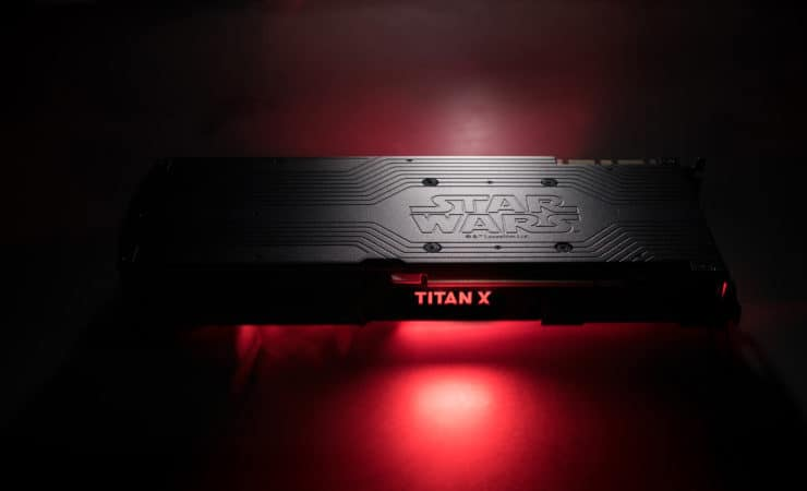 Nvidia TITAN Xp Star Wars Collector's Edition Graphics Card Review