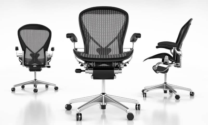 Review of Herman Miller Aeron