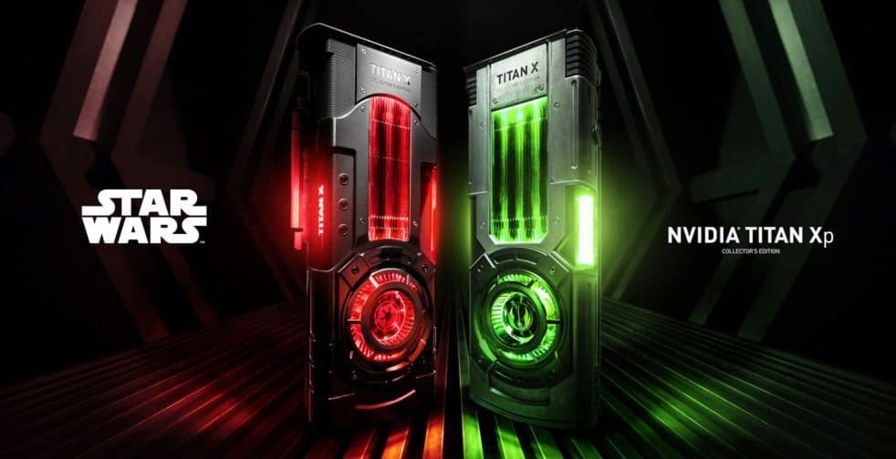 Nvidia TITAN Xp Star Wars Collector's Edition Review