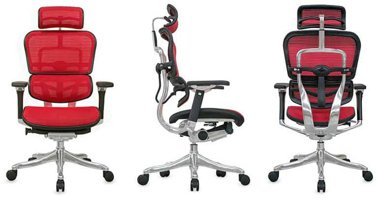 Raynor Ergohuman Chair Review  sc 1 st  GamingFactors & Raynor Ergohuman Chair Review - GamingFactors