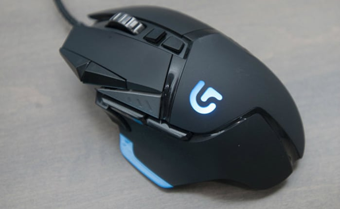 Logitech G502 review