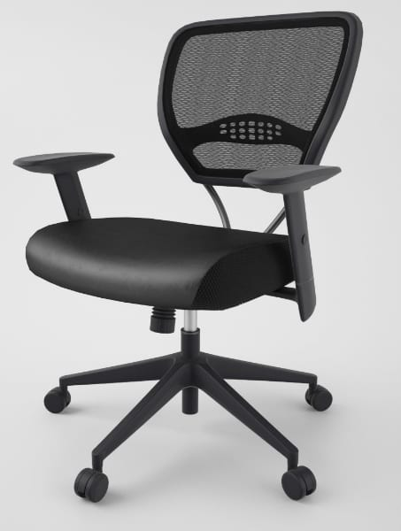 OfficeStar Air Grid chair review