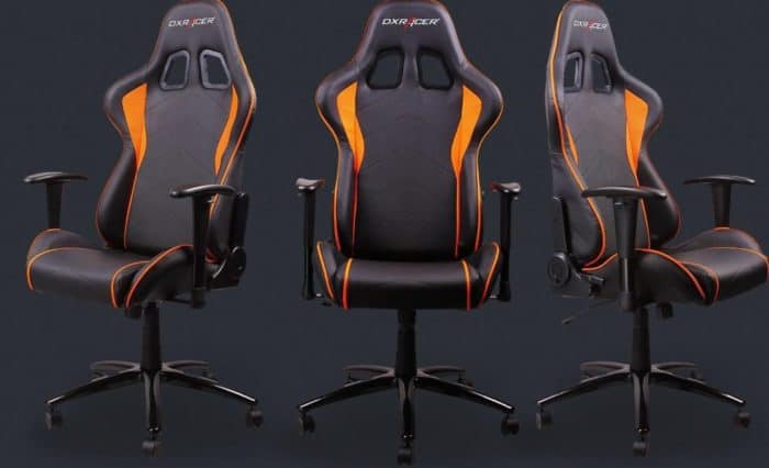 DOH/RV001/NO DXracer Review