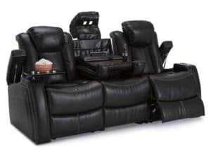 gaming sofa with speakers. Black Bedroom Furniture Sets. Home Design Ideas