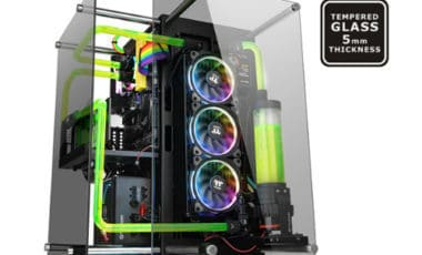Thermaltake P90 PC Chassis Review