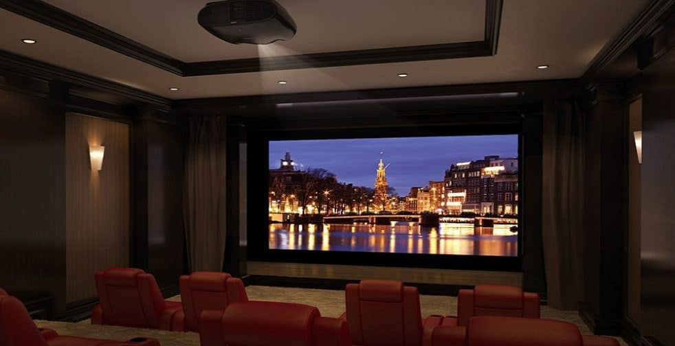The Best Projector screen