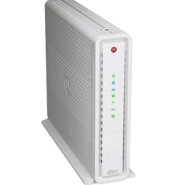 The Motorola Surfboard SBG6782-AC