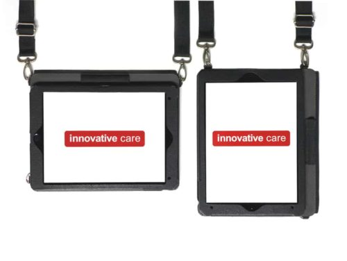 Innovative Care iPad Case with Shoulder Strap