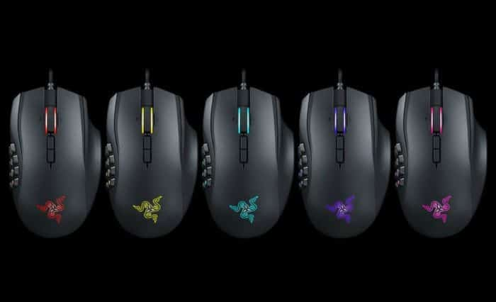 The Best MMO Gaming Mouse