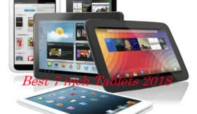 Best 7 inch tablet 2018