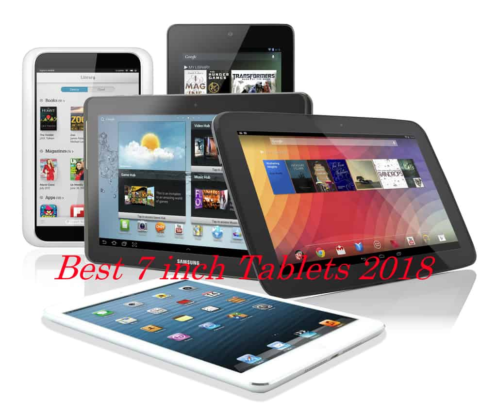 Best 7 Inch Tablets July 2018 Recommended By Experts Lenovo A3500 16gb Midnight Blue
