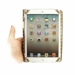 Tuff-Luv Oil Cloth 'Embrace Pro' Case Cover for iPad Mini