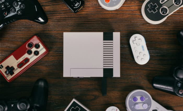 From 3rd Generation Consoles to 7th Generation Consoles