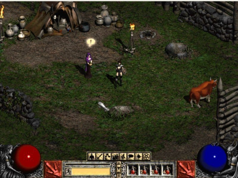 Blizzard Works on Diablo 2 Remastered? - GamingFactors