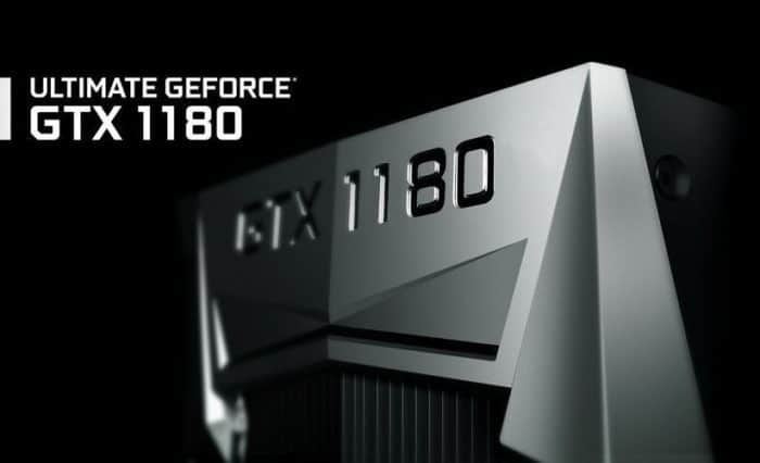 Nvidia Geforce GTX 1180 Review : Leaks tells us more about the upcoming GPU