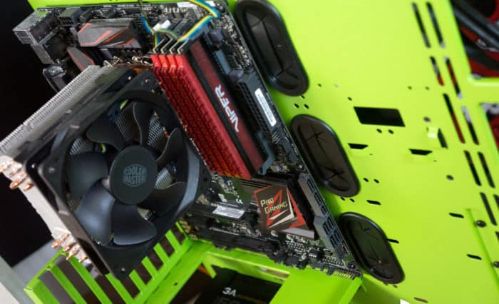 The Best CPU Cooler