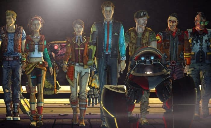 No Current Plans For Tales From the Borderlands 2