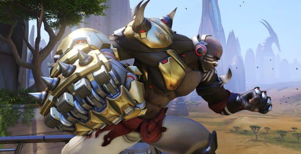 Blizzard Details Changes Coming To Doomfist In Overwatch
