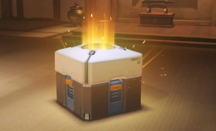 You Can Now Gift Players Overwatch Loot Boxes