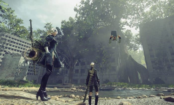'NieR: Automata' Has Been Officially Cracked