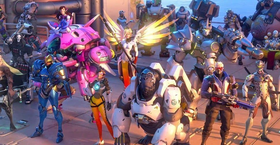 Blizzard Sues Company Who Made Overwatch Clone