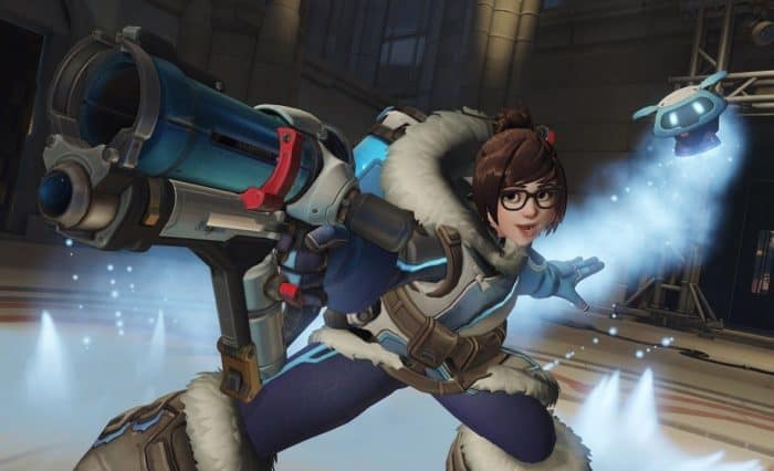 Are The Latest Overwatch PTR Nerfs Killing Mei And Bastion?