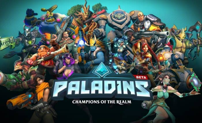 Paladins Patch Notes Revealed On Reddit