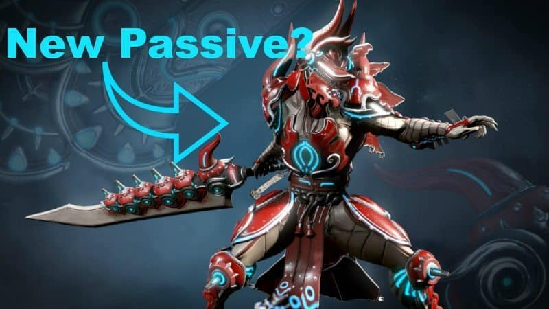 Warframe Passive and What Can be Done About Chromas