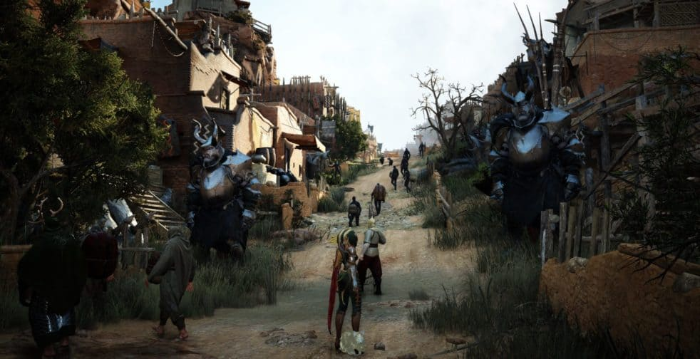 Black Desert Online Has A PVP Problem