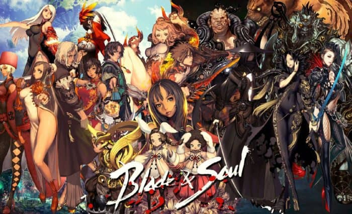 New Update Trailer Has Arrived for Blade and Soul