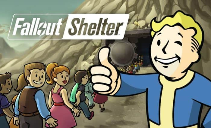 Fallout Shelter Gets New Update, Dwellers Can Become Secret Agents
