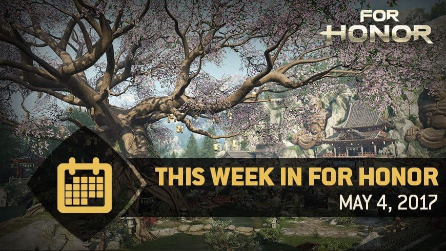 For Honor Showcases Everything That Happened This Week