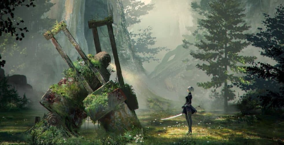 Developers Could Learn a Thing or Two from 'NieR: Automata'
